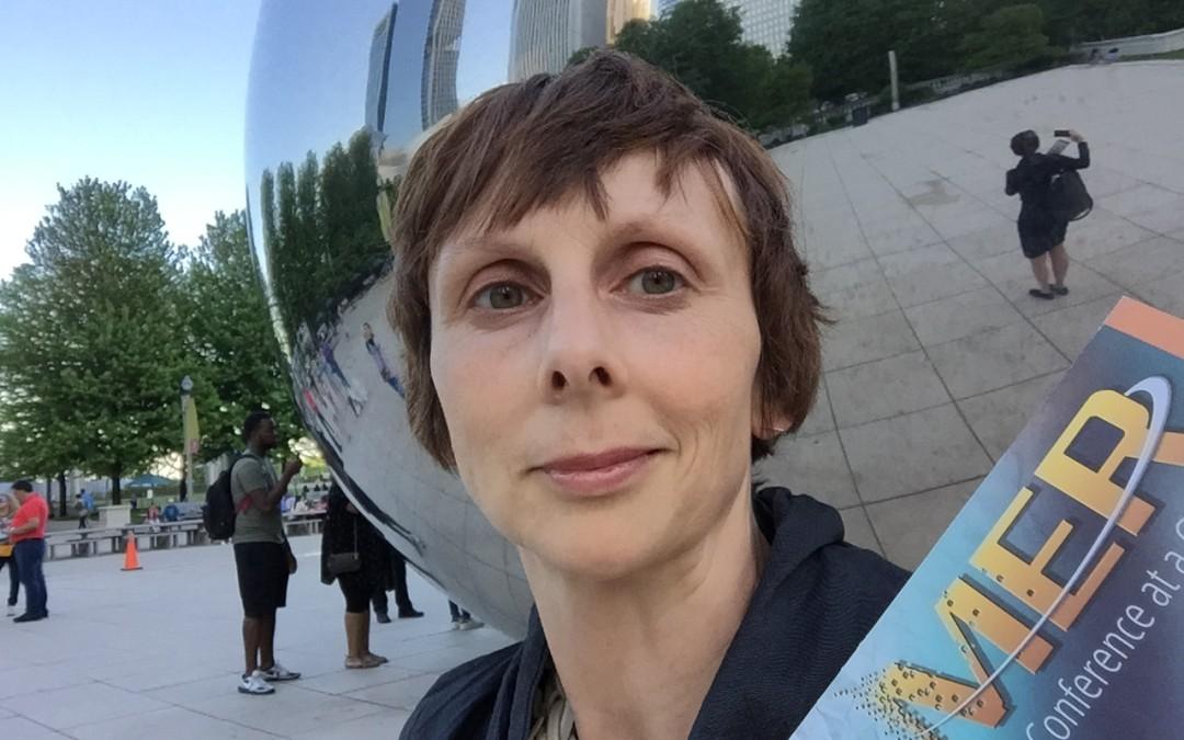 Carole Brouillette attends MER 2015